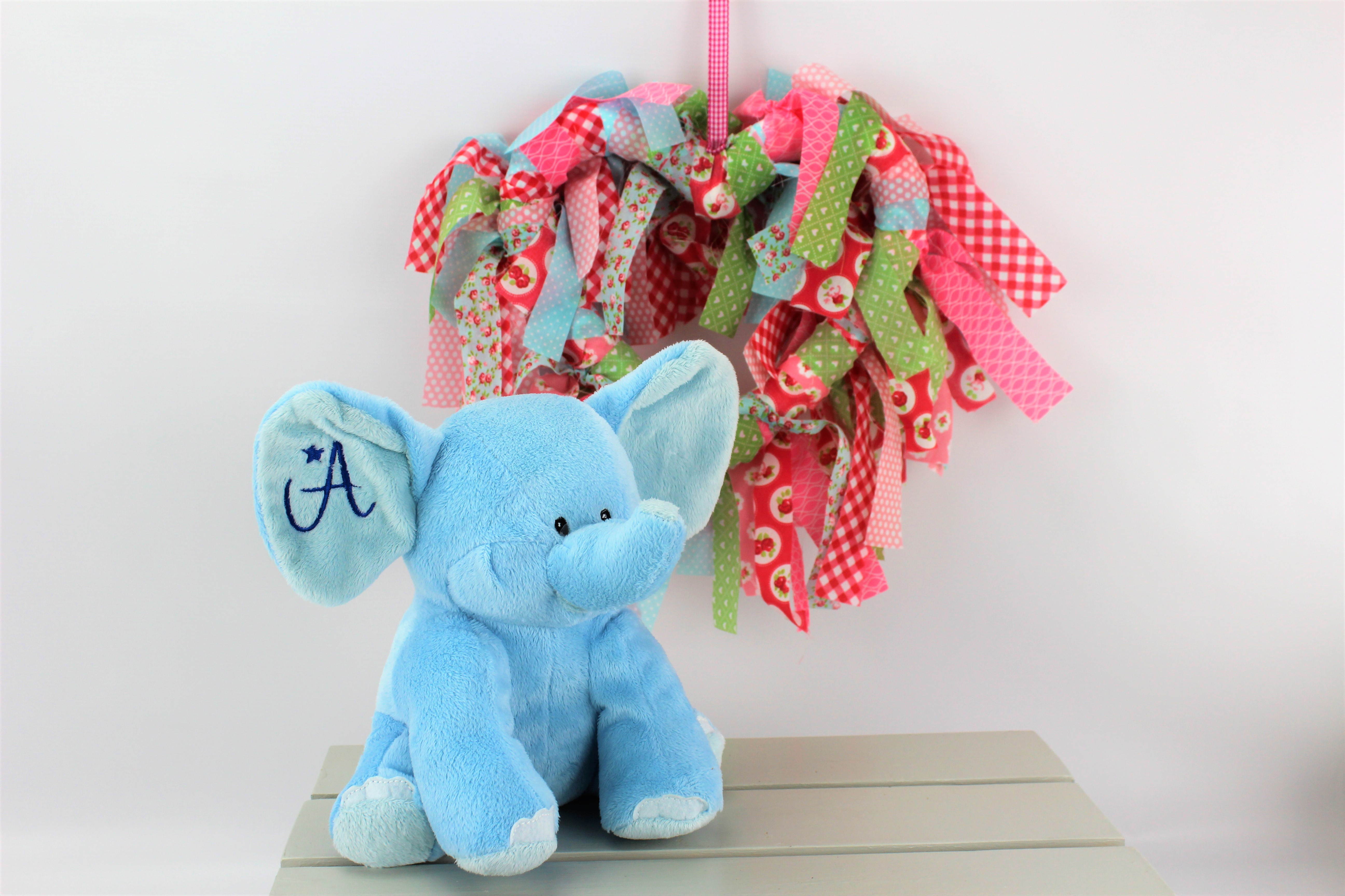 Baby Boy Gifts Toys : Elephant soft toy baby boy gift heavensent gifts