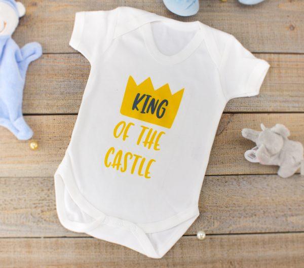 king of the castle bodysuit