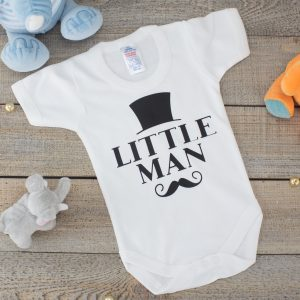 Little Man T-shirt/Bodysuit