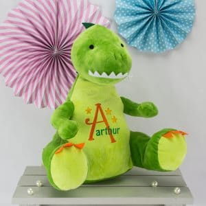 Personalised 'Sir Rex' Dinosaur'