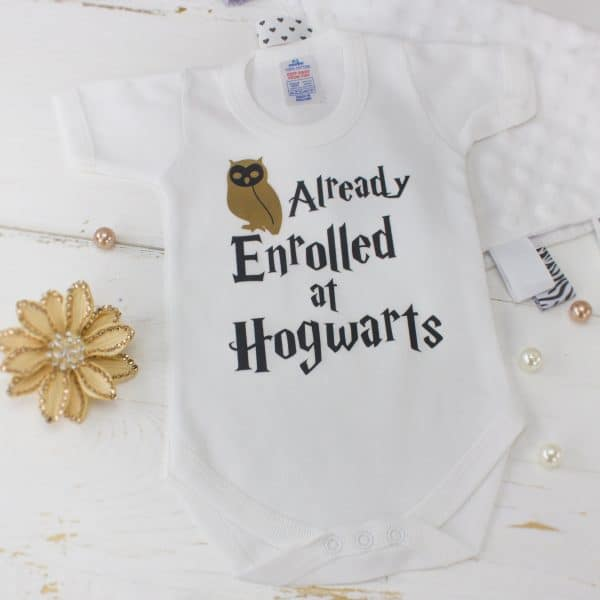 harry potter baby clothes