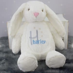 Personalised Bunny Rabbit Teddy