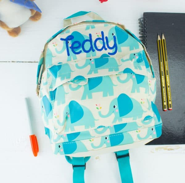 Personalised Toddler Backpack