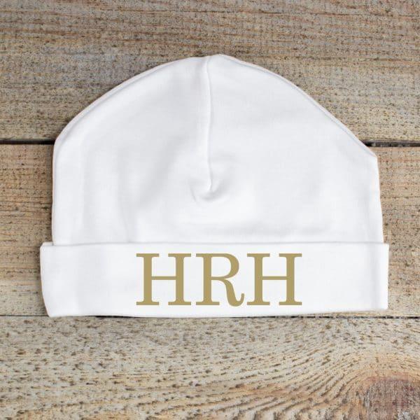 Personalised Royal Hat