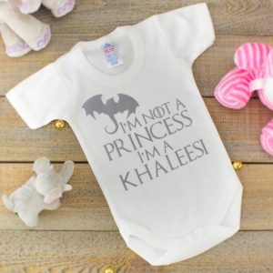 Game of Thrones Baby Bodysuit - I'm A Khalessi