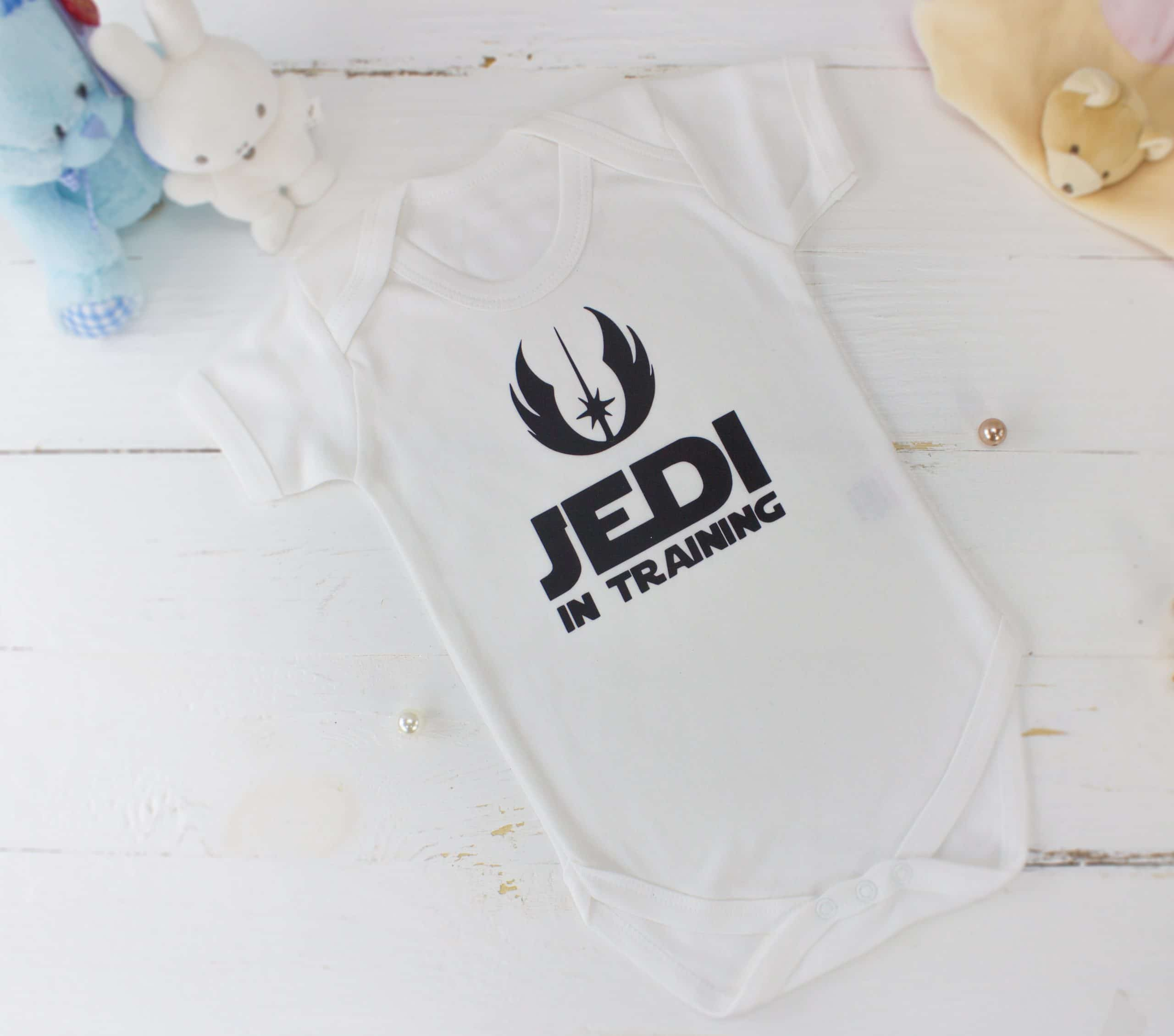 Star Wars Baby Bodysuit -  Jedi in Training    Heavensent Baby Gifts 14a4d5569e