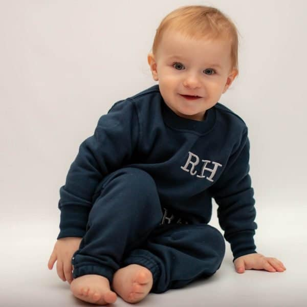 personalised baby & toddler tracksuit