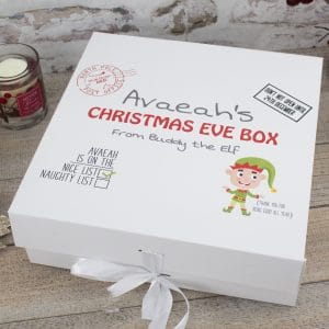 """Personalised Christmas Eve Box"""