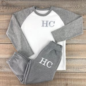 Personalised Baby Loungewear