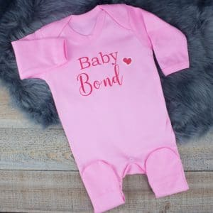Personalised Baby Girl baby shower gift