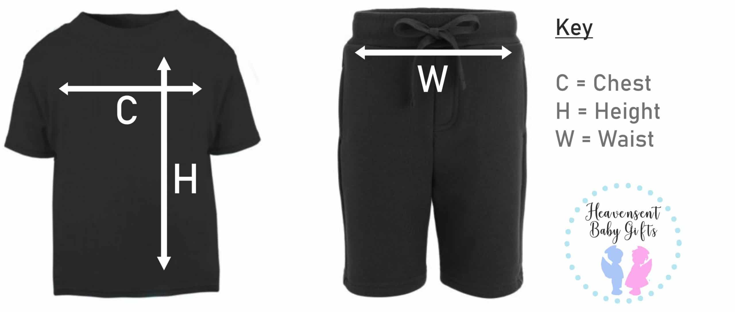 T-shirt & Shorts Set