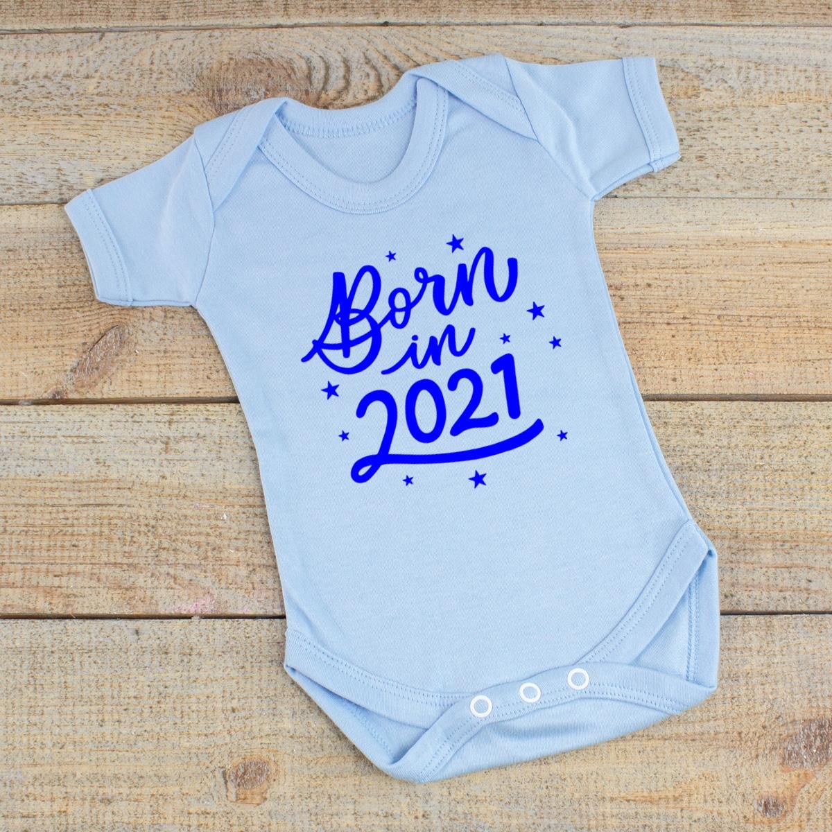 Baby Boy Born in 2021 Clothes
