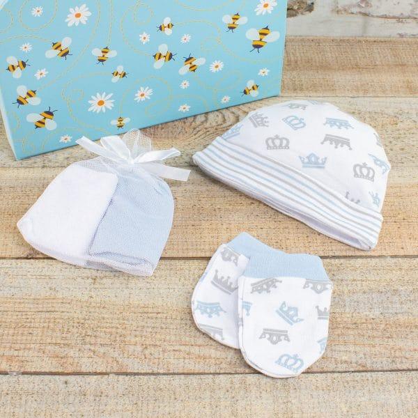 Baby Boy Clothes Gift Hamper - Accessories