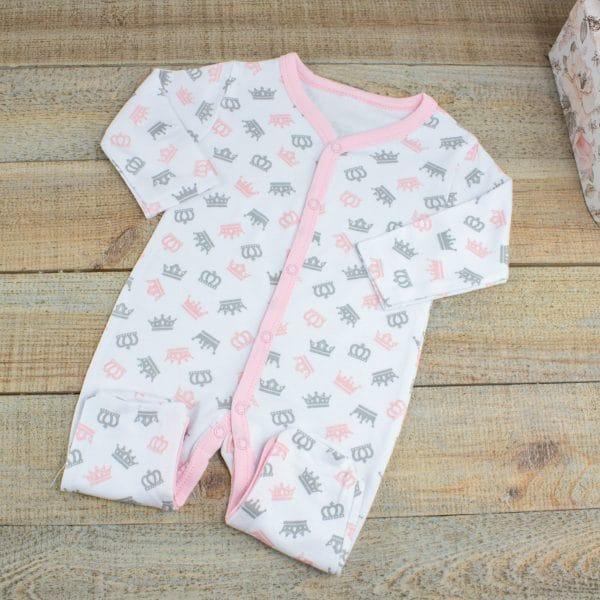Baby Girl Clothes Gift Hamper - Sleepsuit
