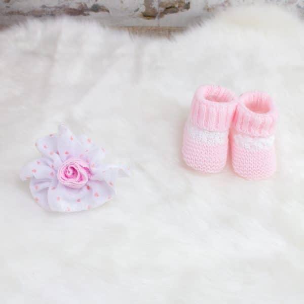 Baby Girl Gift Hamper Accessories