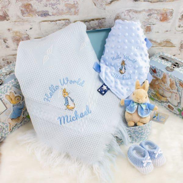 Peter Rabbit Baby Gift Hamper